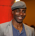 """Clifton Duncan attends the final performance after party for the New York City Center Encores! at 25 production of  """"Hey, Look Me Over!"""" on February 11, 2018 at the City Center Theatre in New York City."""
