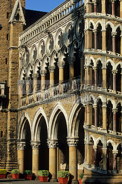 "Asie/Inde/Maharashtra/Bombay: Université ""Bombay University"""