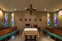Community chapel, Daylesford Abbey, Paoli, Pennsylvania