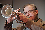 Trumpeter Claudio Roditi helped launch the new Jazz in the Loft Series at the South Orange Performing Arts Center.