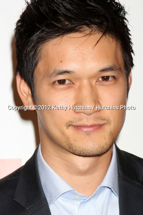 LOS ANGELES - OCT 2:  Harry Shum Jr arrives at the Empire US for iPad Launch at Sunset Tower Hotel on October 2, 2012 in West Hollywood, CA