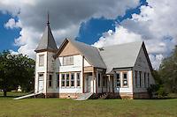 Old Landmark Missionary Baptist Church in Turnersville, TX