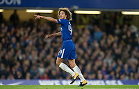 Ethan Ampadu of Chelsea on his debut during the Carabao Cup (Football League cup) 23rd round match between Chelsea and Nottingham Forest at Stamford Bridge, London, England on 20 September 2017. Photo by Andy Rowland.