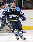 (Jeff Lerg) Brent Shepheard - The University of Maine Black Bears defeated the Michigan State University Spartans 5-4 on Sunday, March 26, 2006, in the NCAA East Regional Final at the Pepsi Arena in Albany, New York.