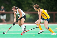 STANFORD, CA - September 19, 2010:  Heather Alcorn during the Stanford Field Hockey game against Cal in Stanford, California. Stanford lost 2-1.