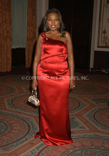 WWW.ACEPIXS.COM . . . . . ....NEW YORK, APRIL 20, 2005....Star Jones at the Breast Cancer Research Foundation's Annual Red Hot and Pink Party held at the Waldorf Astoria.....Please byline: KRISTIN CALLAHAN - ACE PICTURES.. . . . . . ..Ace Pictures, Inc:  ..Craig Ashby (212) 243-8787..e-mail: picturedesk@acepixs.com..web: http://www.acepixs.com