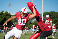 Stanford Football Sydney Cup Day Three, August 23, 2017