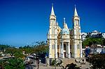 CATEDRAL DE SÃO SEBASTIÃO DE ILHÉUS. Bahia. 2016. Foto de Alberto Viana.