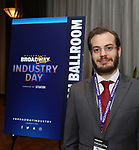 BroadwayHD's Hal Berman attends Industry Day during Broadwaycon at New York Hilton Midtown on January 11, 2019 in New York City.