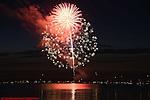 2015 Sag Harbor NY Fireworks