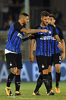 Mauro Icardi, Stevan Jovetic Inter <br /> San Benedetto del Tronto 06-08-2017 <br /> Football Friendly Match  <br /> Inter - Villarreal Foto Andrea Staccioli Insidefoto