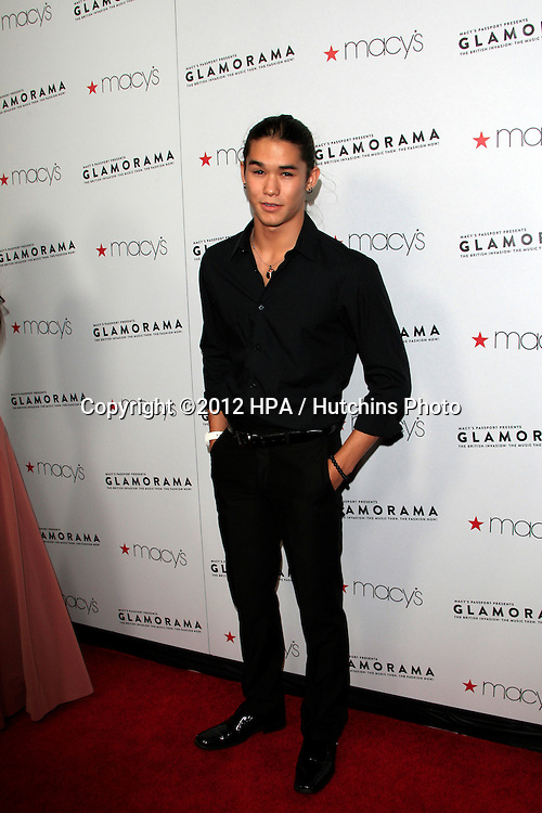 LOS ANGELES - SEP 7:  BooBoo Stewart arrives at the Macy's Passport 30th Glamorama at Orpheum Theater on September 7, 2012 in Los Angeles, CA