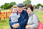 Sean Óg PPierce, Neilie and Mary Shanahan  at Castleisland Races on Sunday