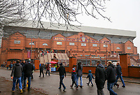 A general view of Villa Park, home of Aston Villa FC<br /> <br /> Photographer Alex Dodd/CameraSport<br /> <br /> The EFL Sky Bet Championship - Aston Villa v Leeds United - Sunday 23rd December 2018 - Villa Park - Birmingham<br /> <br /> World Copyright &copy; 2018 CameraSport. All rights reserved. 43 Linden Ave. Countesthorpe. Leicester. England. LE8 5PG - Tel: +44 (0) 116 277 4147 - admin@camerasport.com - www.camerasport.com