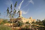 """Israel, Arava, the """"Desert Facility"""" in kibbutz Neot Smadar"""