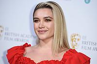 Florence Pugh<br /> BAFTA Film Awards 2020 nominees party, Kensington Palace, London.<br /> <br /> ©Ash Knotek  D3553 01/02/2020