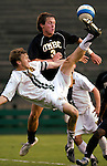 2007-10-17 NCAA: UMBC at UVM Men's Soccer