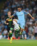 Ilkay Gundogan of Manchester City during the UEFA Champions League Group C match at The Etihad Stadium, Manchester. Picture date: September 14th, 2016. Pic Simon Bellis/Sportimage