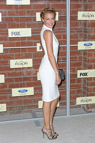 Cat Deeley in attendance at the 2012 FOX  Fall Eco-Casino Party held at The Bookbindery in Culver City, CA. September 10, 2012. © Sherman/Starlite / Mediapunchinc