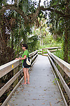 Manatee Park offers interpretive walks on the Ethnobotany Trail..