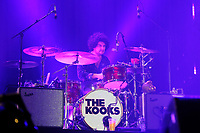 LONDON, ENGLAND - DECEMBER 2: Alexis Nunez of 'The Kooks' performing at SSE Arena on December 2, 2017 in London, England.<br /> CAP/MAR<br /> &copy;MAR/Capital Pictures /MediaPunch ***NORTH AND SOUTH AMERICAS ONLY***