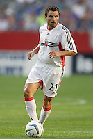 D.C. United's Dema Kovalenko. The New England Revolution and D.C. United finished in a scoreless tie in MLS play at Gillette Stadium, Foxboro, MA on Saturday August 28, 2004.