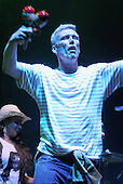 Aug 19, 2012: HAPPY MONDAYS - V Festival Day 2 - Chelmsford Essex UK