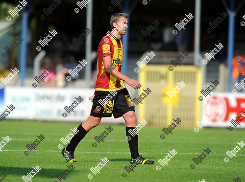 2013-07-07 / Voetbal / seizoen 2013-2014 / Rupel-Boom - KV Mechelen / David Destorme<br /><br />Foto: Mpics.be
