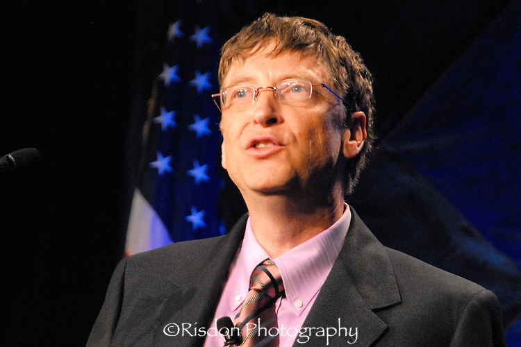 Bill Gates for Consumer Electronics Association
