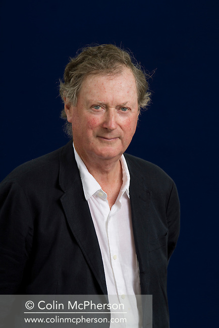 Former head of Margaret Thatcher's policy unit, Ferdinand Mount, pictured at the Edinburgh International Book Festival where he talked about politics in Britain over the last 30 years. The three-week event is the world's biggest literary festival and is held during the annual Edinburgh Festival. The 2012 event featured talks and presentations by more than 500 authors from around the world.