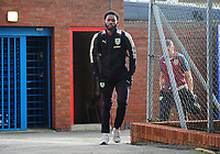 Burnley's Georges-Kevin Nkoudou arrives at Selhurst Park<br /> <br /> Photographer Ashley Crowden/CameraSport<br /> <br /> The Premier League - Crystal Palace v Burnley - Saturday 13th January 2018 - Selhurst Park - London<br /> <br /> World Copyright &copy; 2018 CameraSport. All rights reserved. 43 Linden Ave. Countesthorpe. Leicester. England. LE8 5PG - Tel: +44 (0) 116 277 4147 - admin@camerasport.com - www.camerasport.com