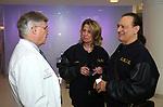 Hackensack University Medical Center Children's Hospital check presentation in Hackensack, New Jersey.
