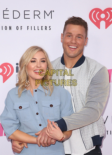 CARSON, CA - June 1: Cassie Randolph, Colton Underwood, at 2019 iHeartRadio Wango Tango Presented By The JUVÉDERM® Collection Of Dermal Fillers at Dignity Health Sports Park in Carson, California on June 1, 2019.   <br /> CAP/MPI/SAD<br /> ©SAD/MPI/Capital Pictures