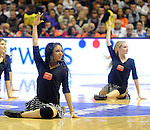 KOSARKA, BEOGRAD, 25. Nov. 2010. - Dance plus. Utakmica 6. kola Evrolige za sezonu 2010/2011 izmedju Partizana i Zalgiris odigrane u hali Pionir. Euroleague 6. round Partizan vs Zalgiris.  Foto: Nenad Negovanovic