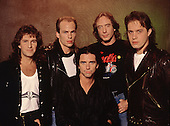 1989: MARILLION - Photosession