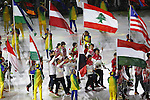 Japan Delegation (JPN),<br /> AUGUST 21, 2016 : <br /> Closing Ceremony <br /> at Maracana <br /> during the Rio 2016 Olympic Games in Rio de Janeiro, Brazil. <br /> (Photo by Yusuke Nakanishi/AFLO SPORT)