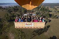 07 August - Hot Air Balloon Gold Coast and Brisbane
