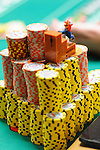 Elton Rezende's chipstack with Mario up top