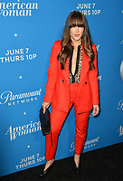Nadine Crocker at the premiere party for &quot;American Woman&quot; at the Chateau Marmont, Los Angeles, USA 31 May 2018<br /> Picture: Paul Smith/Featureflash/SilverHub 0208 004 5359 sales@silverhubmedia.com