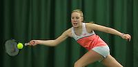 Rotterdam, The Netherlands, March 19, 2016,  TV Victoria, NOJK 14/18 years, Melissa Boyden (NED)<br /> Photo: Tennisimages/Henk Koster