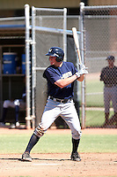 Hunter Morris - Milwaukee Brewers - 2010 Instructional League.Photo by:  Bill Mitchell/Four Seam Images..