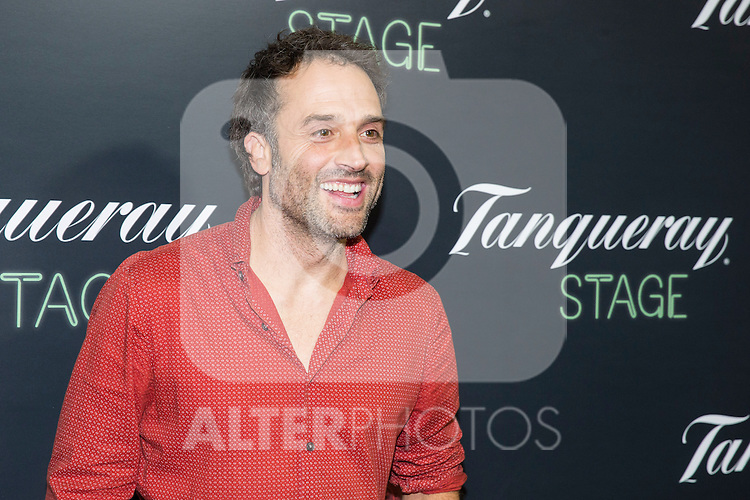"Daniel Guzman during the premiere of ""Los tragos de la vida"" directed by Daniel Guzman at Infanta Isable theatre in Madrid. October 05, 2016. (ALTERPHOTOS/Rodrigo Jimenez)"