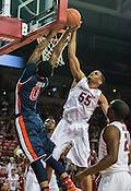 Arkansas Basketball vs. Auburn Feb. 17, 2016