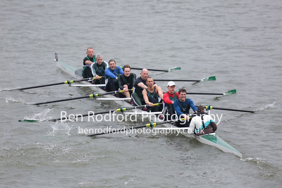 Crew: 17   Bristol, City of, Rowing Club   MasC.8+<br /> <br /> Veterans' Head of the River Race 2018<br /> <br /> To purchase this photo, or to see pricing information for Prints and Downloads, click the blue 'Add to Cart' button at the top-right of the page.