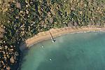 Plage de Ngouja sud du lagon de Mayotte