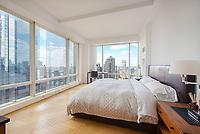 Bedroom at 1 Central Park West