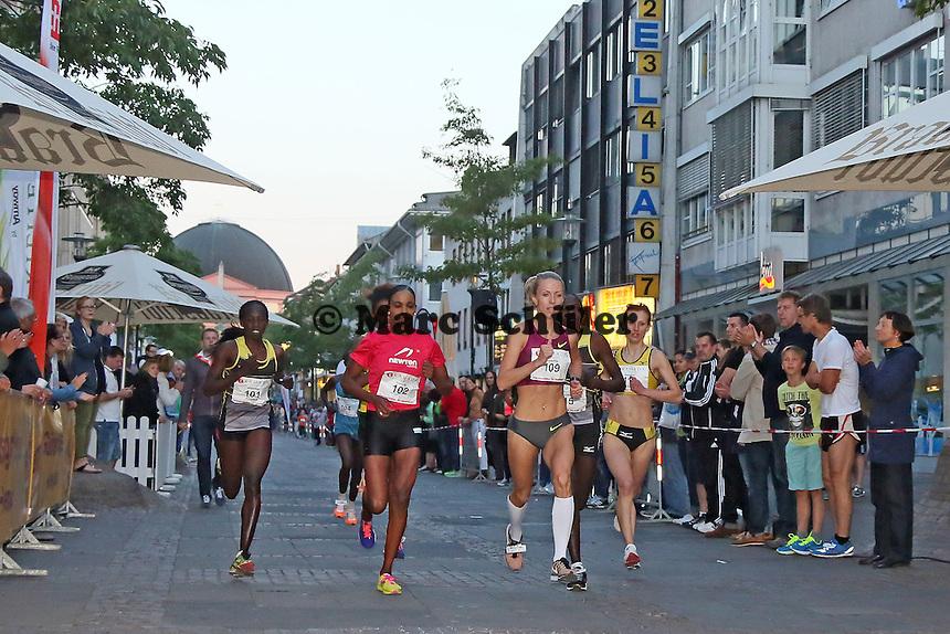 Ramada Grand-Prix Women auf der Wilhelminenstraße