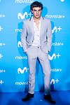 Oscar Casas attends to blue carpet of presentation of new schedule of Movistar+ at Queen Sofia Museum in Madrid, Spain. September 12, 2018.  (ALTERPHOTOS/Borja B.Hojas)