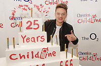 20/11/13<br /> Conor Maynard who will be performing Cheerios Childline Concert at the O2 Dublin this evening&hellip;.<br /> Pic Collins Photos