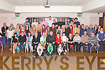GOLDEN ANNIVERSARY: Pat Joe and Norrie O'Regan Knochanish West, The Spa (seated 6th & 7th left) having a great time celebrating their Golden Wedding Anniversary with averry large group of family and friends at the Ballyroe Heights hotel, Tralee on Saturday...